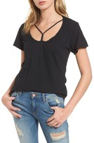 LnA Women's Union Strappy Tee