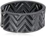 "GUESS Basic"" Chevron Stretch Bracelet"