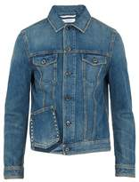 Valentino Rockstud Untitled #19 Denim Jacket