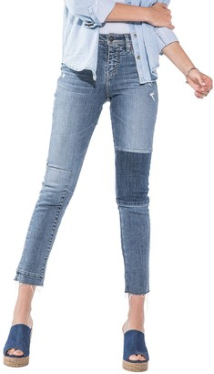 Silver Jeans Co. Women's Izzy High Rise Ankle Slim Jeans