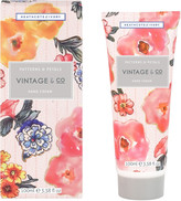 Heathcote & Ivory Vintage & Co Patterns & Petals Hand Cream