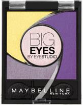 Maybelline Eyestudio Big Eyes Light Catching Eye Shadow Palette #05 Luminous Purple 5.37g