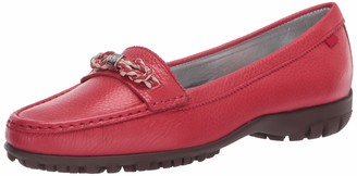 Marc Joseph New York Women's Leather Made in Brazil Orchard Street Golf Shoe
