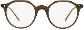 Oliver Peoples OP-L Round Frame Glasses