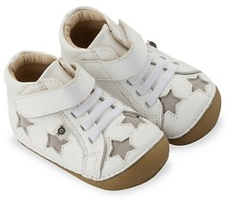 Old Soles Kid's Reach Pave Leather & Suede Sneakers