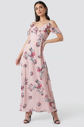 Rut & Circle Mika Long Dress