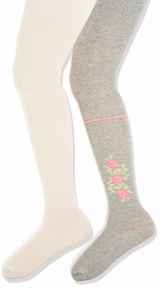 Playshoes Girl's Rosen und Uni mit Komfortbund Tights