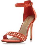Dorothy Perkins Womens *Head Over Heels by Dune 'Marria' Ladies Heel Sandals- Orange