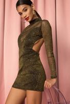 superdown x Draya Michele Adriana Open Back Dress