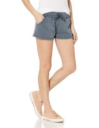RVCA Junior's AVA Fleece Short