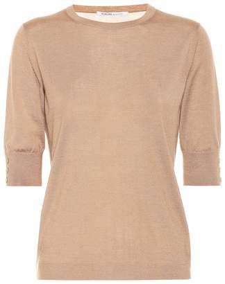 Agnona Cashmere and silk sweater