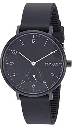 Skagen Aaren Kulor - SKW2801 (Black) Watches