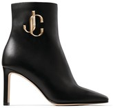 Jimmy Choo Minori 85 Leather Boots