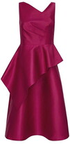Thumbnail for your product : Adrianna Papell Mikado Midi Dress