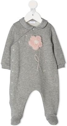 Il Gufo Floral Detail Pyjama