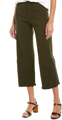 Finn Pharaoh Dark Green Straight Leg