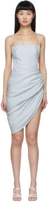 Jacquemus Blue La Robe Saudade Dress