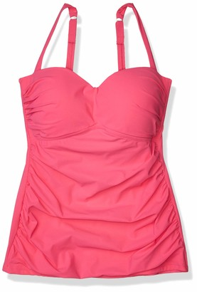 Gottex Women's Sweetheart Tankini Top Swimsuit