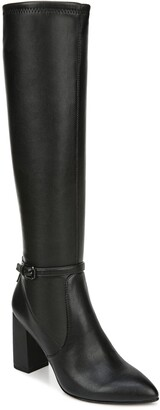 Franco Sarto Kamdyn Knee High Pointed Toe Boot
