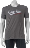 "Life is Good Men's Columbus"" Tee"