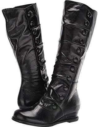 Miz Mooz Bobbie (Black) Women's Boots