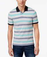 Original Penguin Men's Bryant Striped Polo