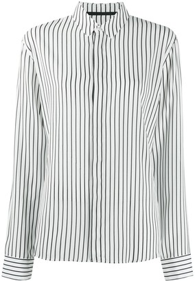 Haider Ackermann Striped Shirt