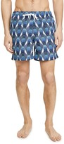 Bather Blue Deco Swim Shorts