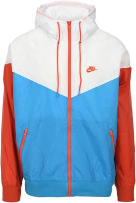Nike Su Colour Block Windbreaker