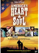 Disney America's Heart and Soul DVD