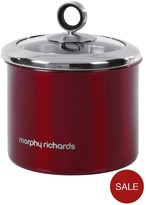 Morphy Richards Red Small Storage Canister