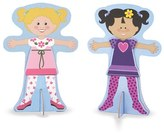 Melissa & Doug Toddler Magnetic Dress-Up Set