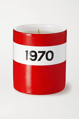 Bella Freud 1970 Scented Candle, 400g - Red