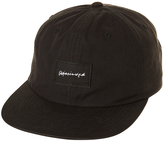 Quiksilver Ghetto Swill Snapback Cap Black