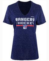 Reebok Women's New York Rangers Freeze T-Shirt