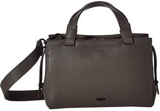 Tumi Georgica Gracie Crossbody (Taupe) Handbags