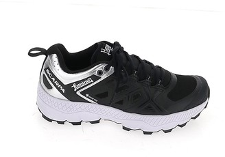 Herno Logo Printed Lace-Up Sneakers
