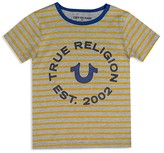True Religion Boys' Striped Tee - Little Kid