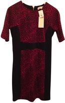 MICHAEL Michael Kors Red Polyester Dress