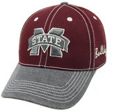 Top of the World Mississippi State Bulldogs NCAA High Post Cap