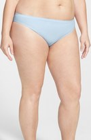 Nordstrom Seamless High Cut Briefs (Plus Size) (3 for $33)