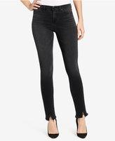 William Rast Raw-Hem Skinny Jeans