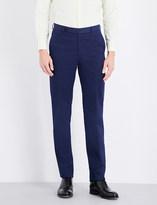 Richard James Regular-fit straight cotton trousers