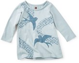 Tea Collection Hato Graphic Dress (Baby Girls)