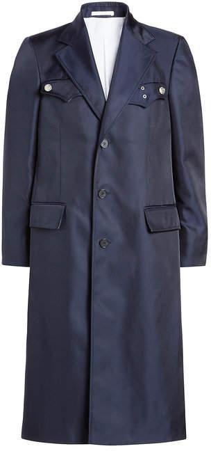 Calvin Klein Policeman Coat
