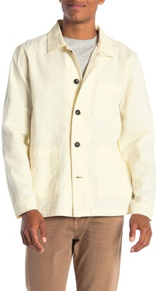 7 For All Mankind Field Jacket