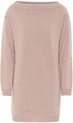 Valentino Off shoulder cashmere sweater