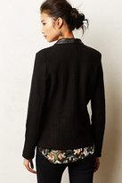 Anthropologie Admix Sweater Blazer