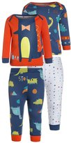 Mothercare BOYS DINO BABY 2 PACK Pyjama set brights multicolor