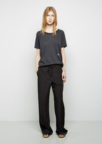 Raquel Allegra Wide Leg Trouser